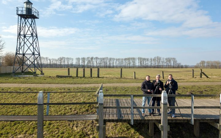 CameraNU.nl gouden sponsor Flevo-landschap