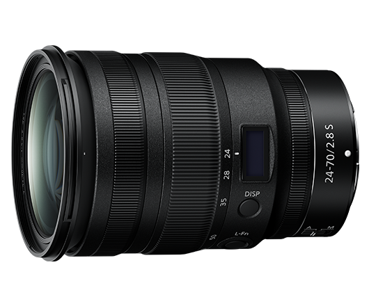 Nieuwe NIKKOR Z 24-70mm f/2.8 S