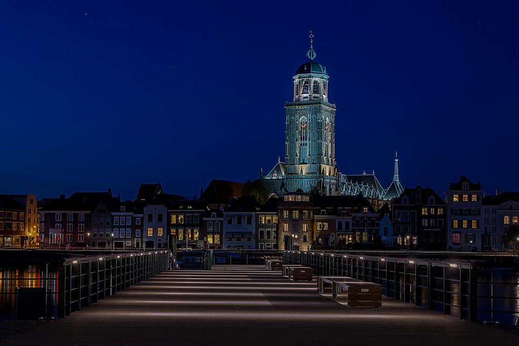 Deventer stadsgezicht - Foto: Henk Melenhorst