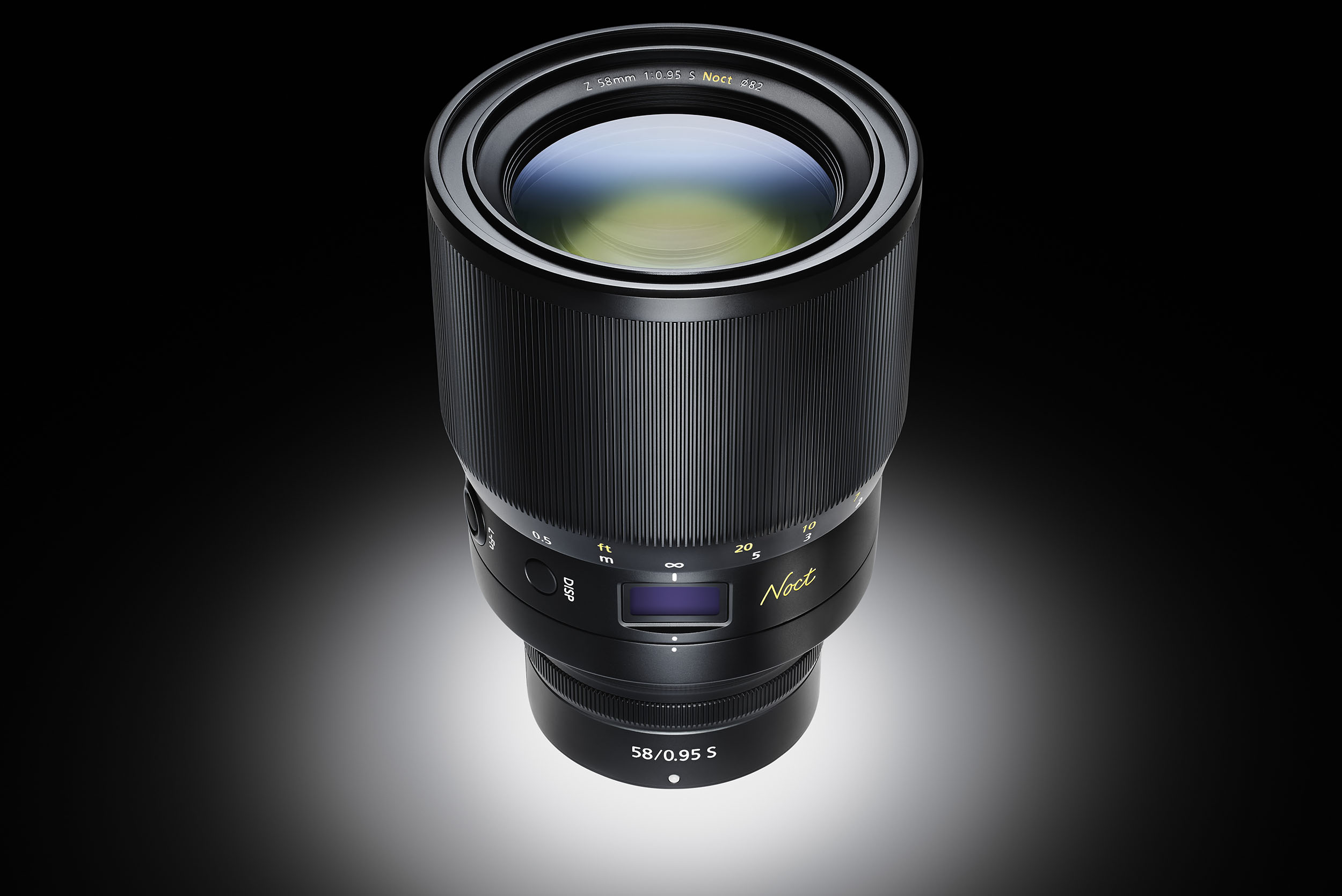 Z Noct 58mm f/0,95
