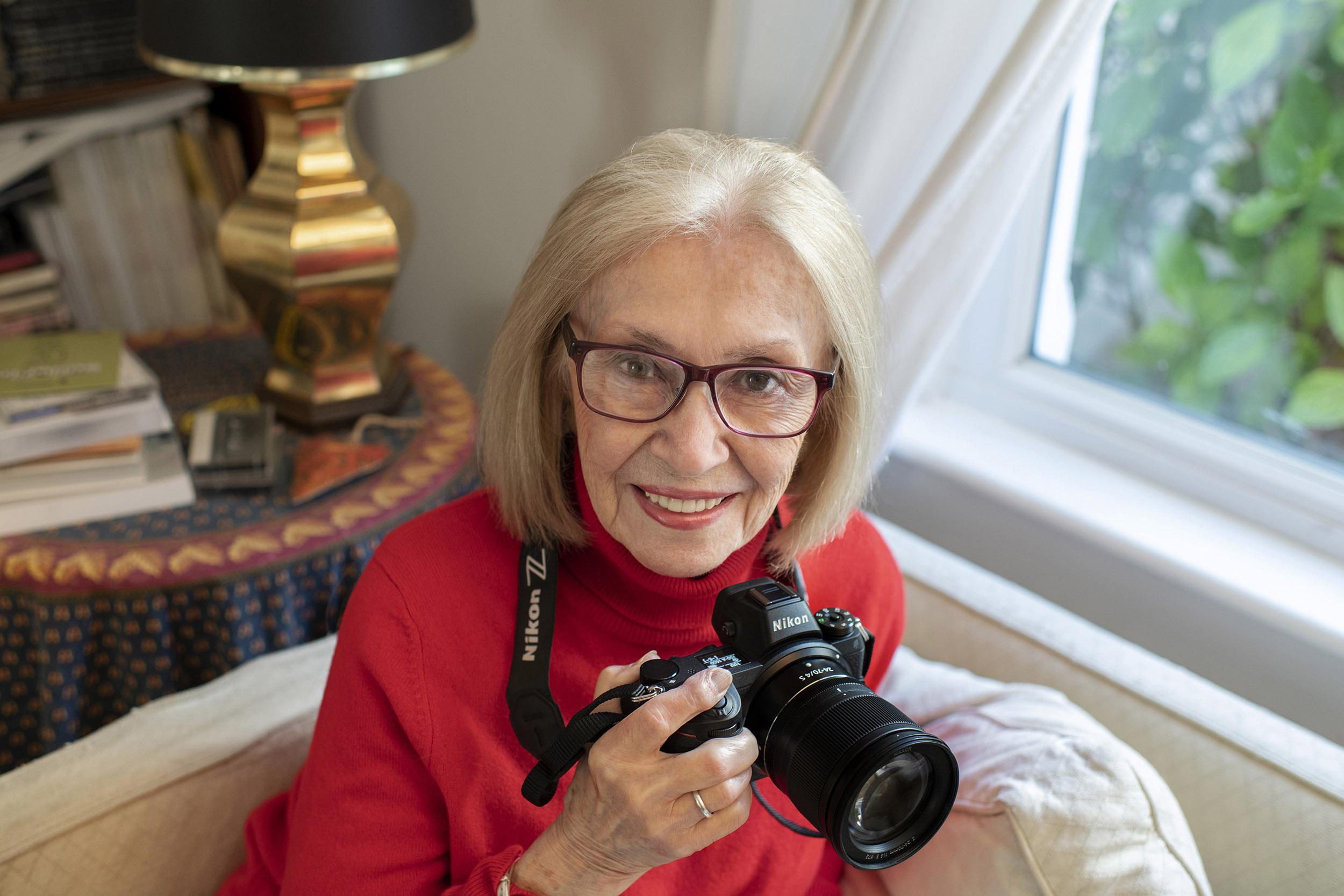 Marilyn Stafford. Foto: Nina Emett