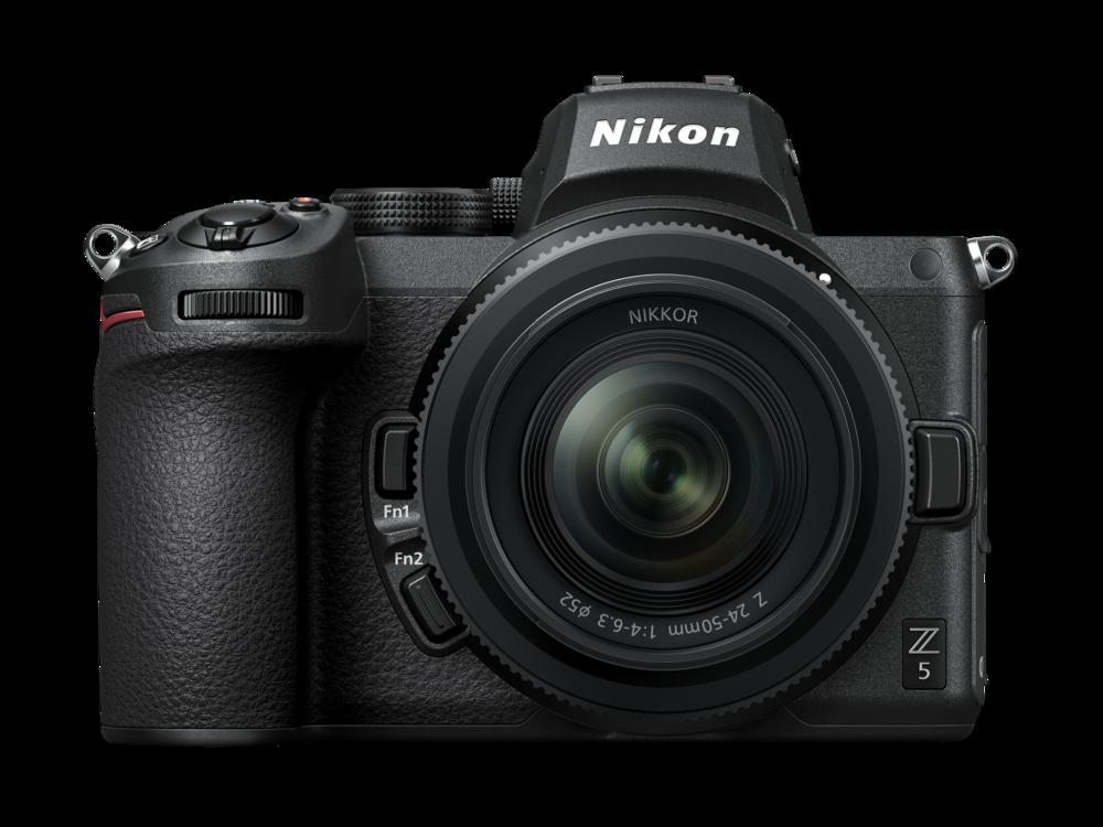 Nikon Z 5 met 24-50mm
