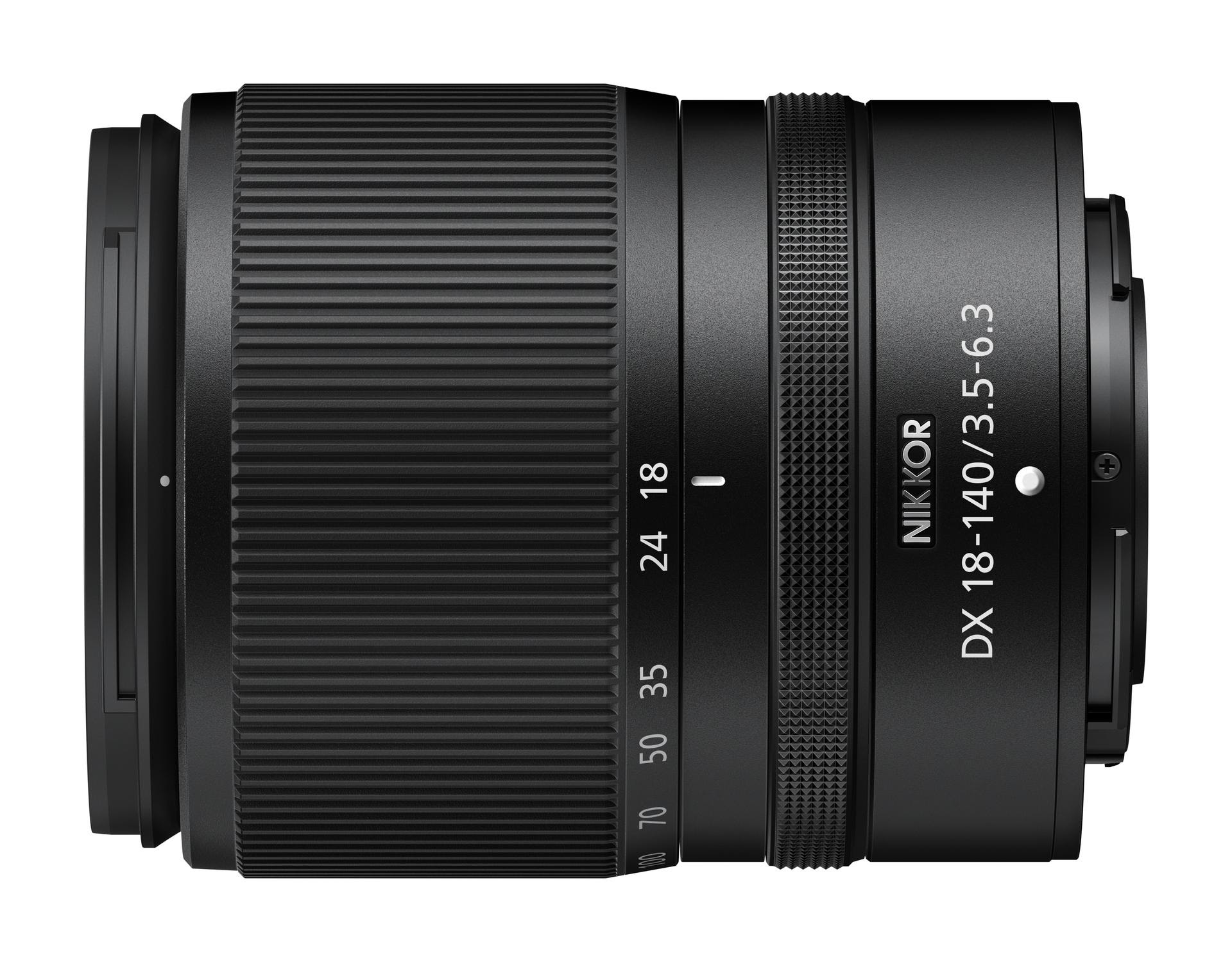 NIKKOR Z DX 18-140mm f3.5-6.3 VR